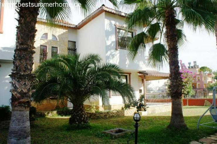 Bild 5: Schöne Doppelhaushälfte in grüner Wohnanlage in Alanya / Avsallar