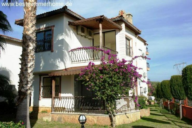 Bild 6: Schöne Doppelhaushälfte in grüner Wohnanlage in Alanya / Avsallar