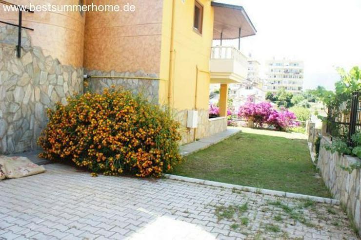 Bild 2: Große voll möblierte 3 stöckige Villa in Alanya Kestel