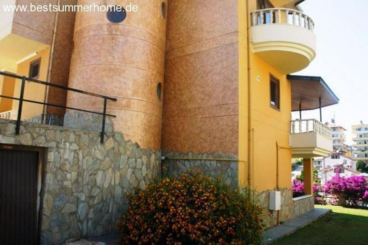 Bild 3: Große voll möblierte 3 stöckige Villa in Alanya Kestel