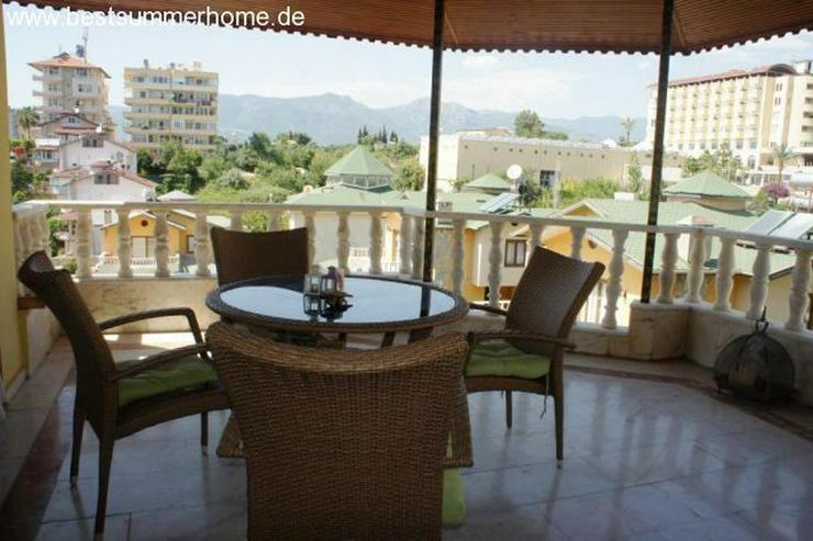 Bild 5: Große voll möblierte 3 stöckige Villa in Alanya Kestel