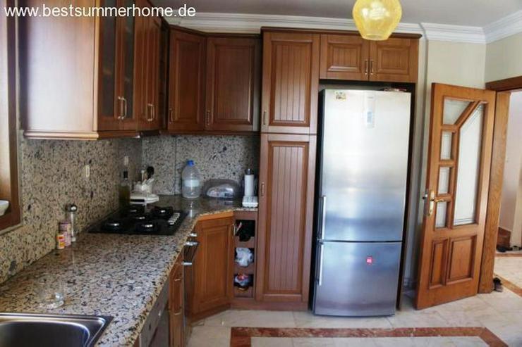 Bild 4: Große voll möblierte 3 stöckige Villa in Alanya Kestel
