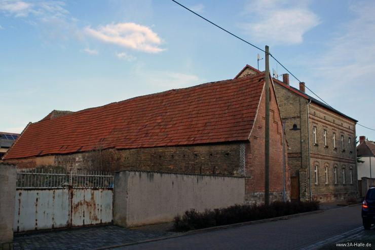 Bild 4: Zwei-Familien-Haus mit großem Nebengelaß bei Querfurt