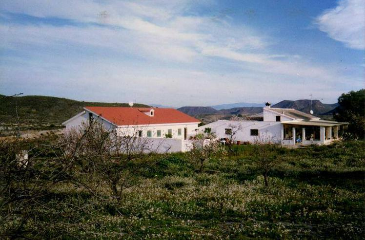 Südspanien an der costa calida großes Anwesen