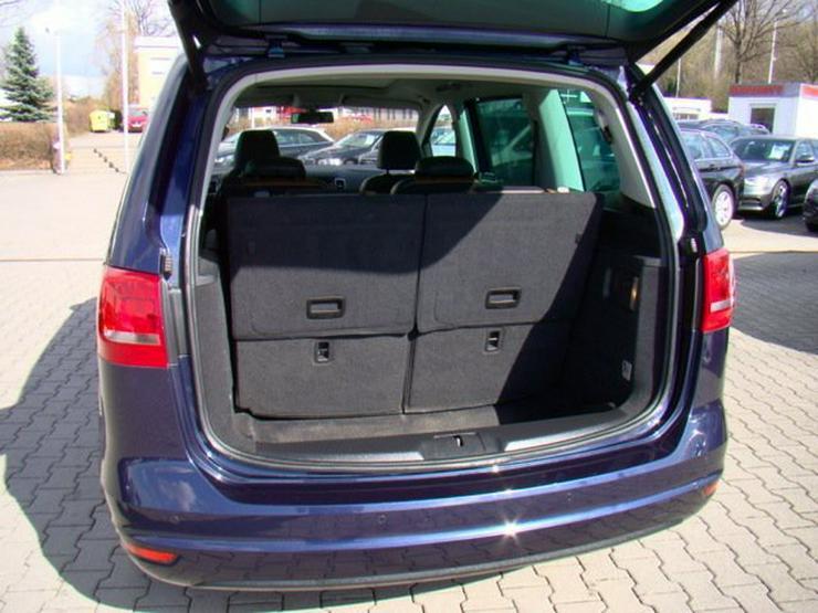 Bild 14: VW Sharan 2.0TDI DSG Highline 6Sitze Sthzg Panorama