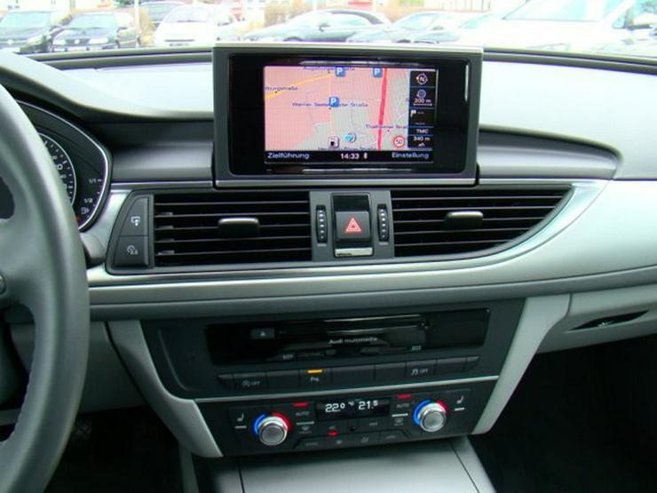 Bild 6: AUDI A6 2.0TDI Lim MMI Navigation PDC vo+hi Klima+ SH