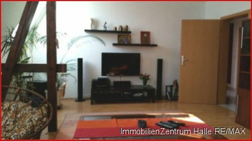 Hochwertige 3- Zimmer Wohnung, zentral gelegen in Saalenähe