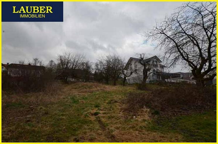 LAUBER IMMOBILIEN: TOP-Grundstück, Baulücke in schöner Lage von Schlüchtern-Niederzell - Grundstück kaufen - Bild 1