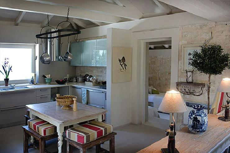 Bild 3: Neubau Natursteinhaus auf Naxos