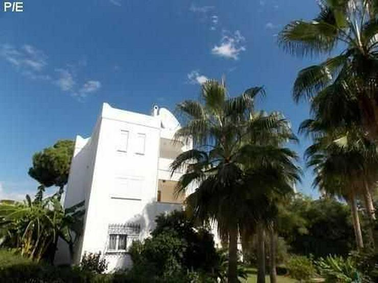 Bild 1: Schöne Wohnung in der bekanntesten und zentralsten Anlage von Avsallar
