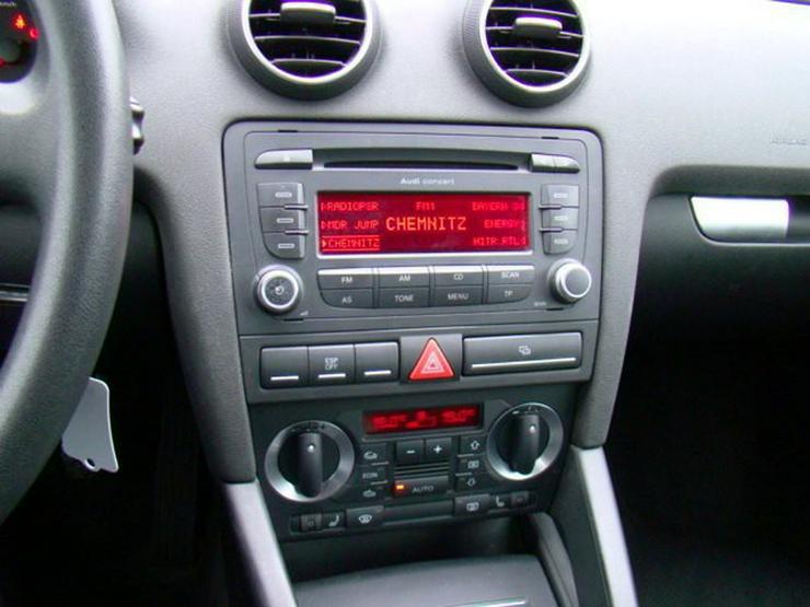 Bild 6: AUDI A3 1.6 FSI Sitzheizung Klimaautomatik FIS