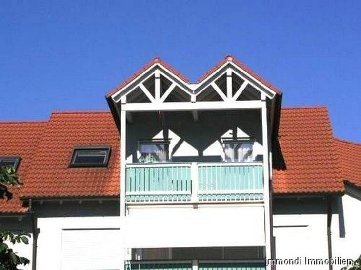 ***Elegante&Helle 3-Zi.-Whg. mit EBK & Balkon in Bad Windsheim***