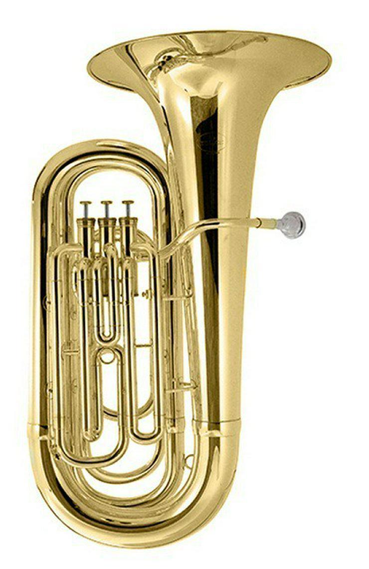 Besson BBb Tuba inkl. Koffer - Sonderpreis - Blasinstrumente - Bild 1