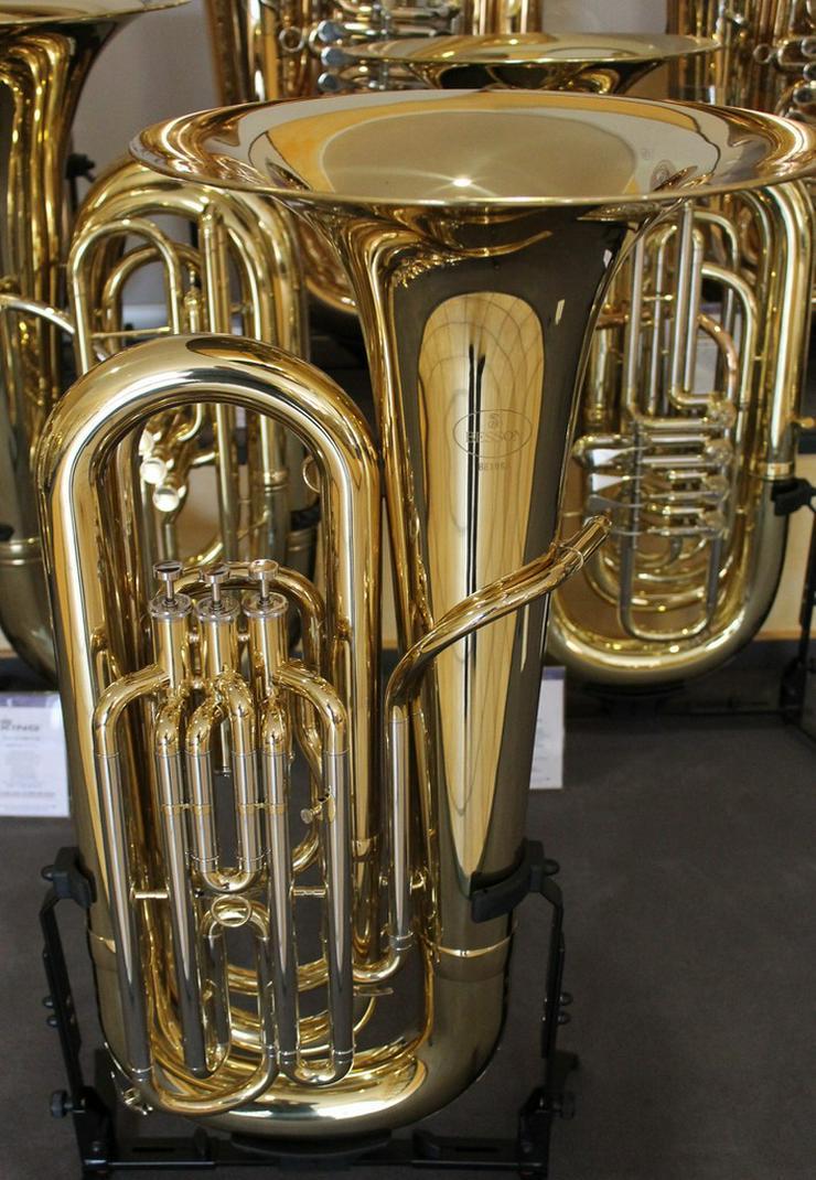 Bild 2: Besson BBb Tuba inkl. Koffer - Sonderpreis