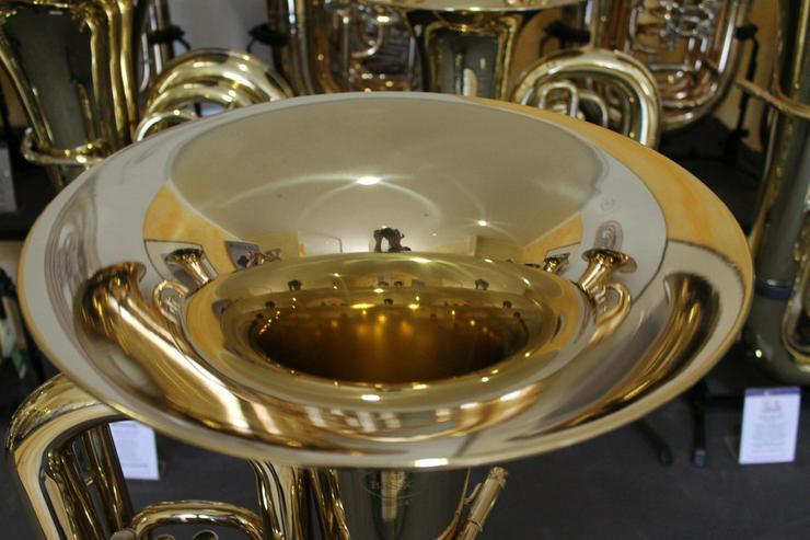 Bild 3: Besson BBb Tuba inkl. Koffer - Sonderpreis