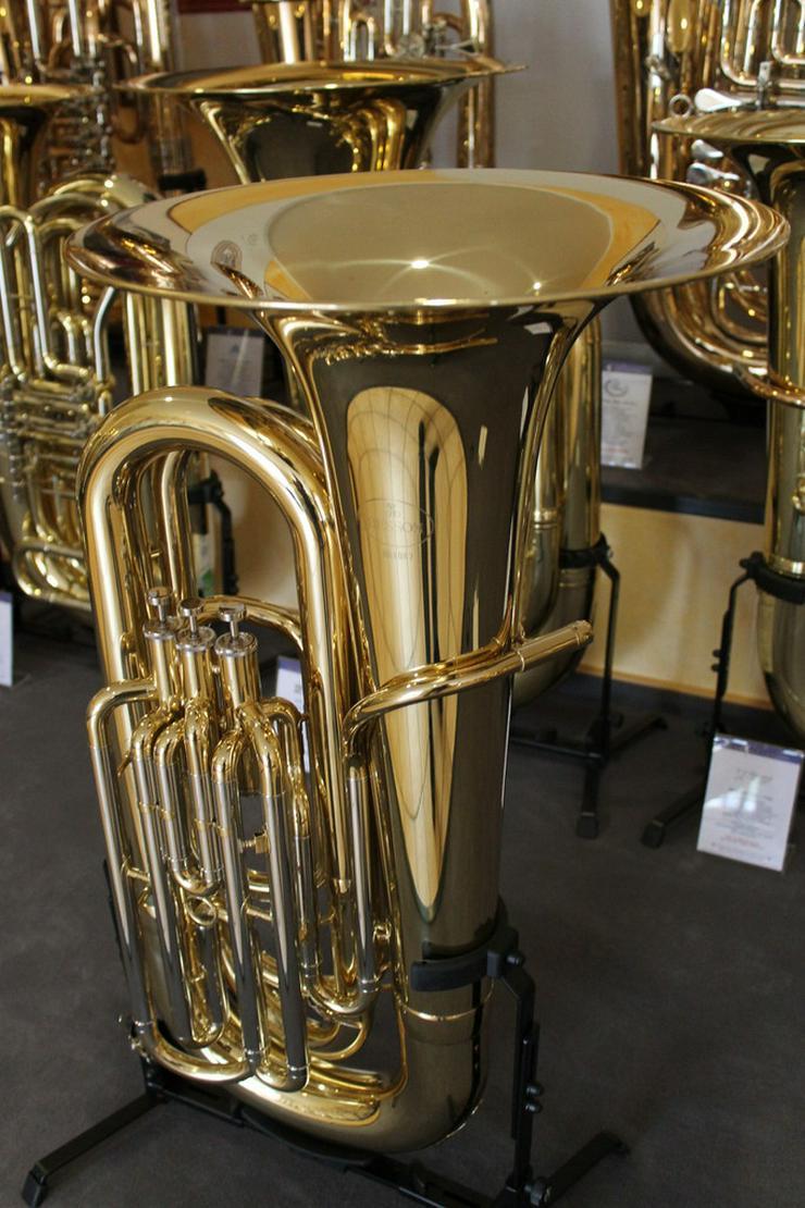 Bild 5: Besson BBb Tuba inkl. Koffer - Sonderpreis