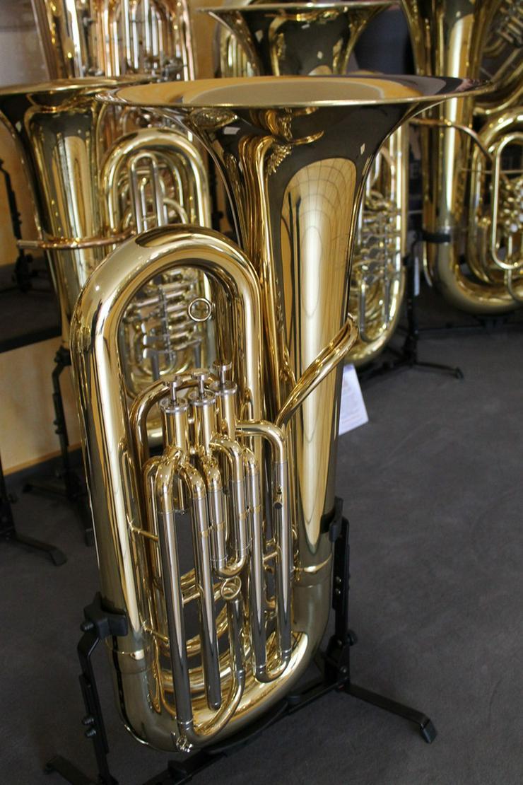 Bild 6: Besson BBb Tuba inkl. Koffer - Sonderpreis