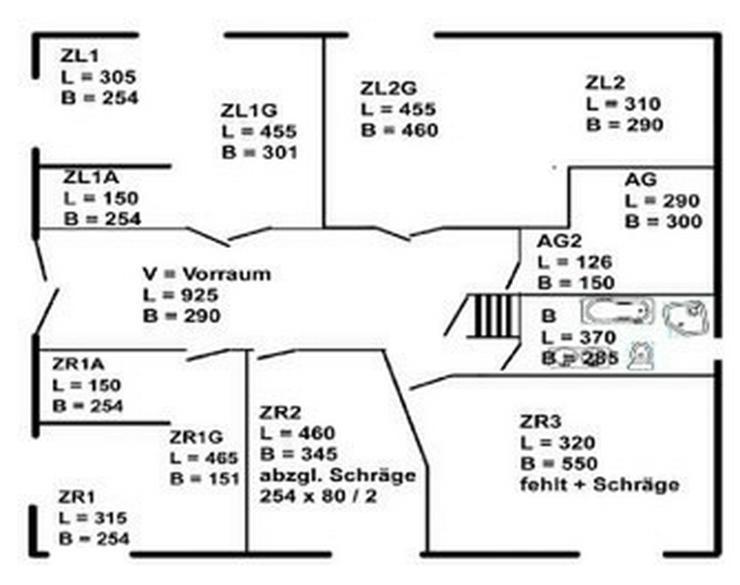 Bild 11: Nahe Fähre Kappel: Gewerbeobjekt, Haus mit ca. 200qm und 5000 qm Grundstück