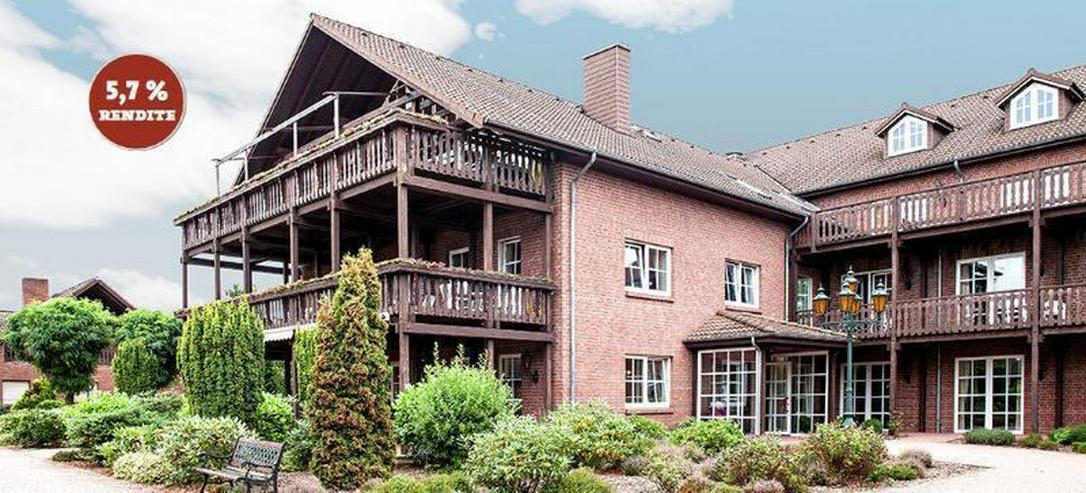 Stabile Rendite: eine Wohneinheit im Seniorenpark als Kapitalanlage - Wohnung kaufen - Bild 1