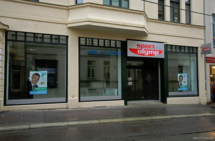 Bild 2: Chance nutzen! 265 qm Verkaufsfläche in der halleschen Altstadt