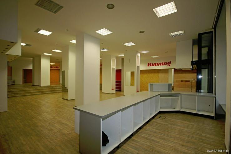 Chance nutzen! 265 qm Verkaufsfläche in der halleschen Altstadt - Gewerbeimmobilie mieten - Bild 1