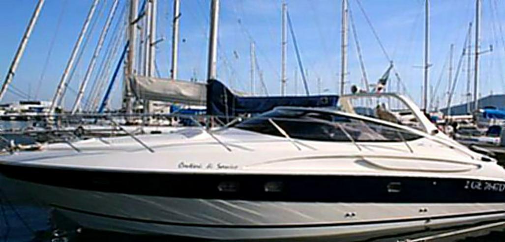 Italienische Luxus-Yacht