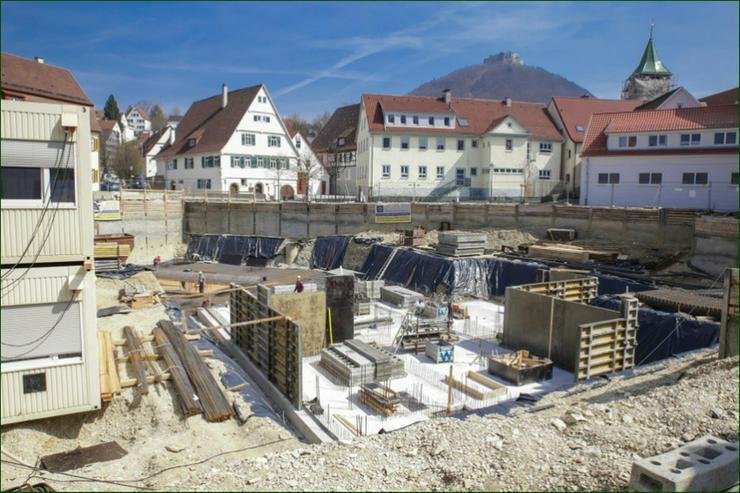 Bild 3: Seltene Gelegenheit: Großzügiges Ladengeschäft in Neuffen - Baubeginn ist erfolgt!
