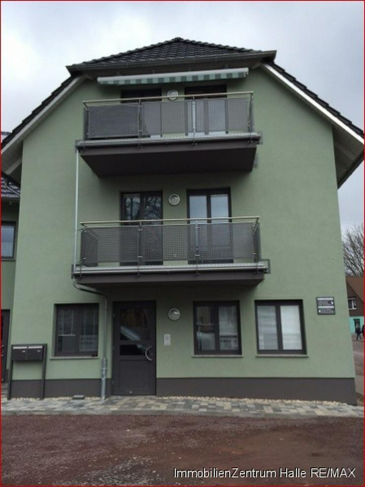 Bild 3: Erstbezug! Möbilierte 1-Raum-Wohnung