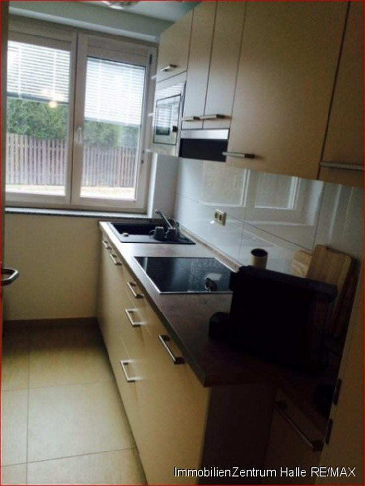 Bild 6: Erstbezug! Möbilierte 1-Raum-Wohnung