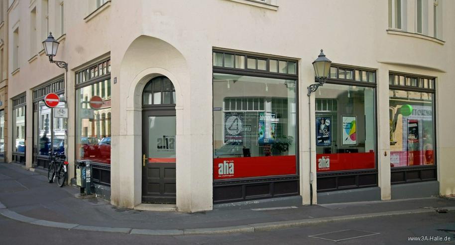 Eckladen am Uni-Campus - Barfüßer Straße - Gewerbeimmobilie mieten - Bild 1