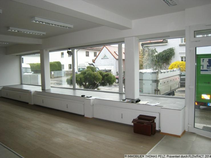 Bild 5: Büro - Laden - Ausstellung mit Glasfront