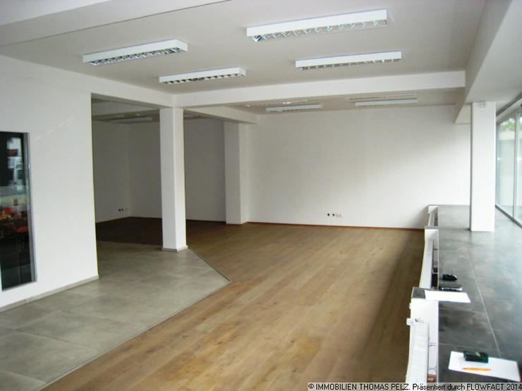 Bild 4: Büro - Laden - Ausstellung mit Glasfront