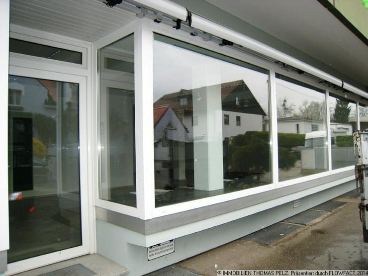 Bild 2: Büro - Laden - Ausstellung mit Glasfront