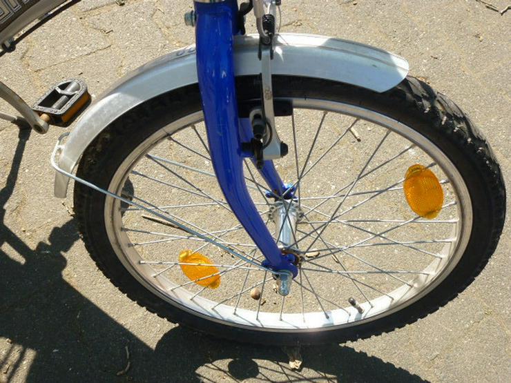 (243) 3 Gang Rücktritts?bremse ALU-RAHMEN - Kinderfahrräder - Bild 16