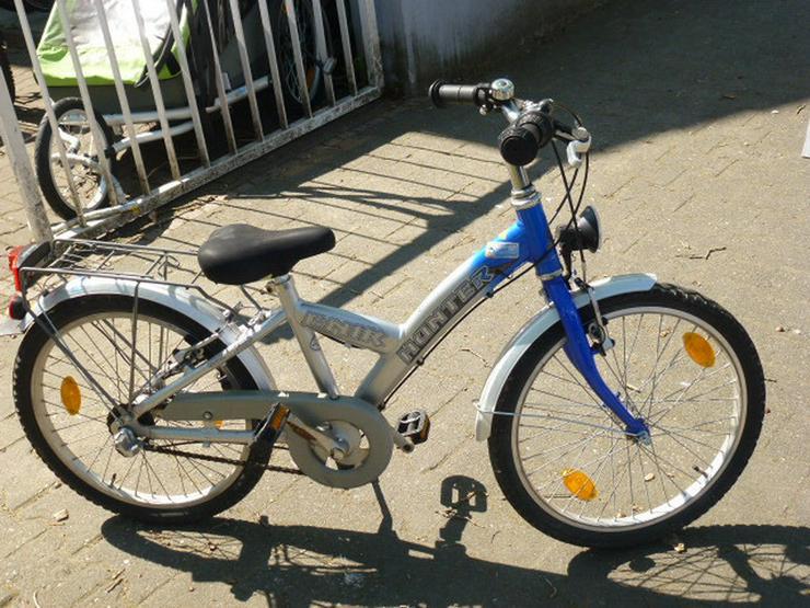 (243) 3 Gang Rücktritts?bremse ALU-RAHMEN - Kinderfahrräder - Bild 17