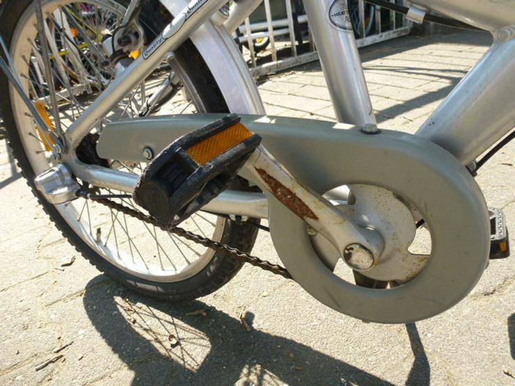 (243) 3 Gang Rücktritts?bremse ALU-RAHMEN - Kinderfahrräder - Bild 10