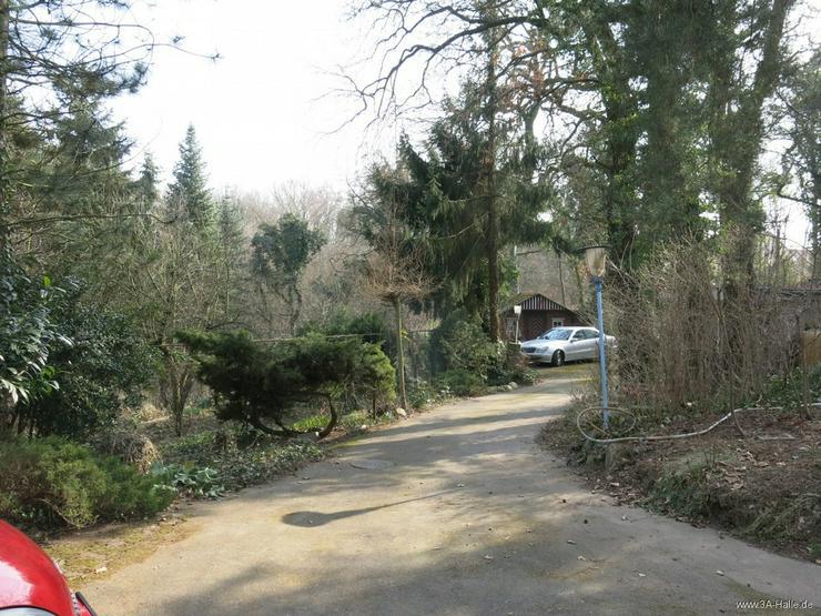Bild 3: Liebhaber-Grundstück mit einzigartiger Villa
