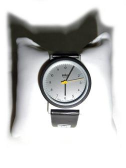 Sch�ne Armbanduhr Braun - Herren Armbanduhren - Bild 1