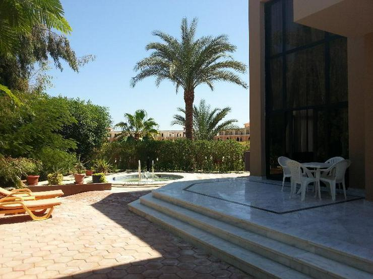 Wundervolle Villa mit Meerblick im Sonestra Hotel