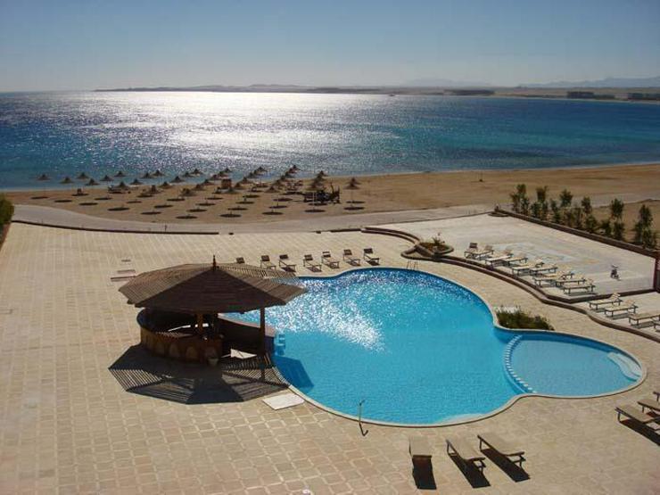 2 Zimmerapartment direkt am Strand von Sahl Hasheesh