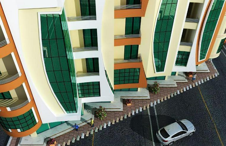 Bild 5: Al Kawser Business Center