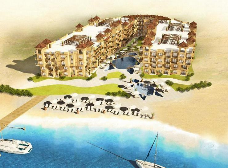 Turtles Beach Resort - Strandresort mit Charme - Brandneu & Exklusiv - Wohnung kaufen - Bild 1