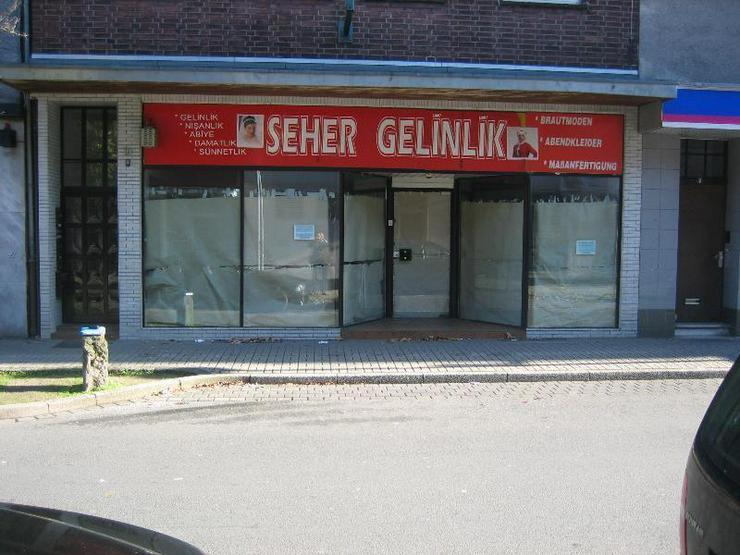 Sehr schönes und großen Ladenlokal mitten in Moers-Meerbeck City Provisionsfrei!!!! - Gewerbeimmobilie mieten - Bild 1
