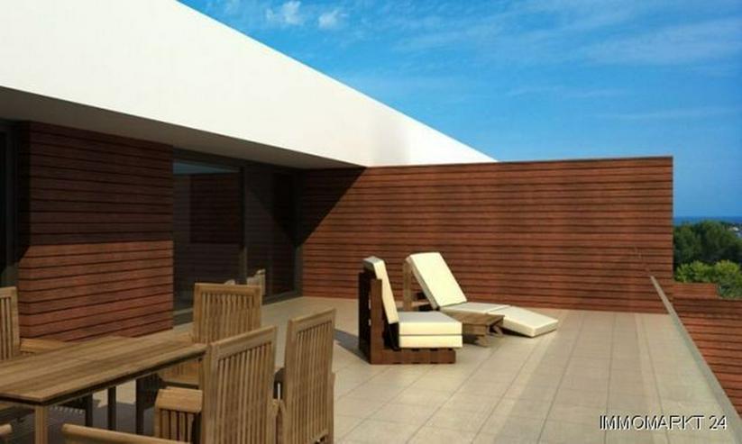 Neubau - Exklusives Penthouse am Golfplatz - Bild 1