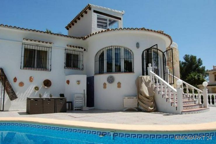Traumhafte Villa mit herrlichem Meerblick - Bild 1