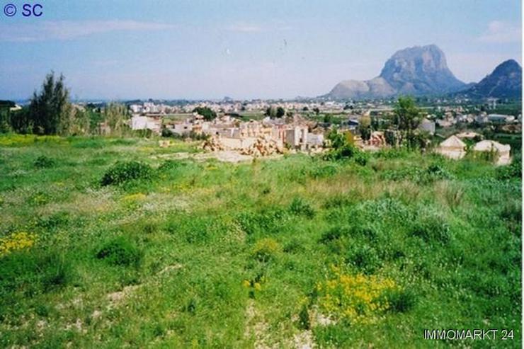 Grundstück in Beniarbeig - Grundstück kaufen - Bild 1