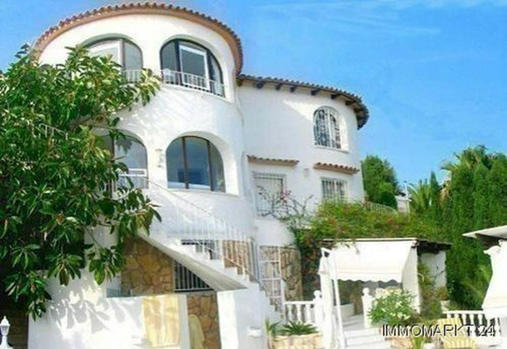 Moderne Villa mit phantastischem Meerblick - Bild 1