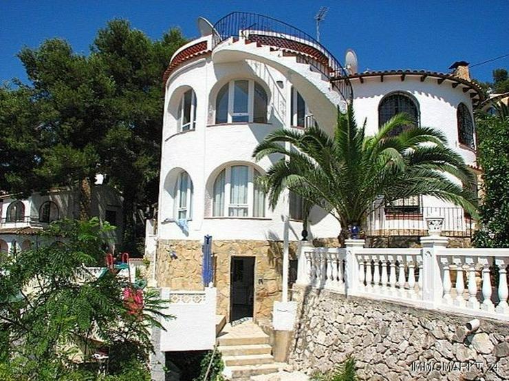 Villa mit Panoramablick - Haus kaufen - Bild 1