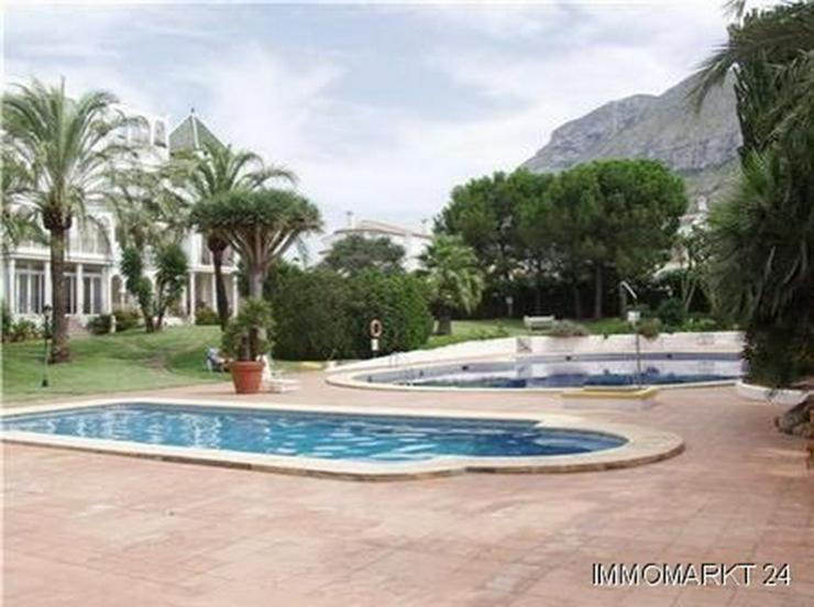 Bild 2: Penthouse im arabischen Stil
