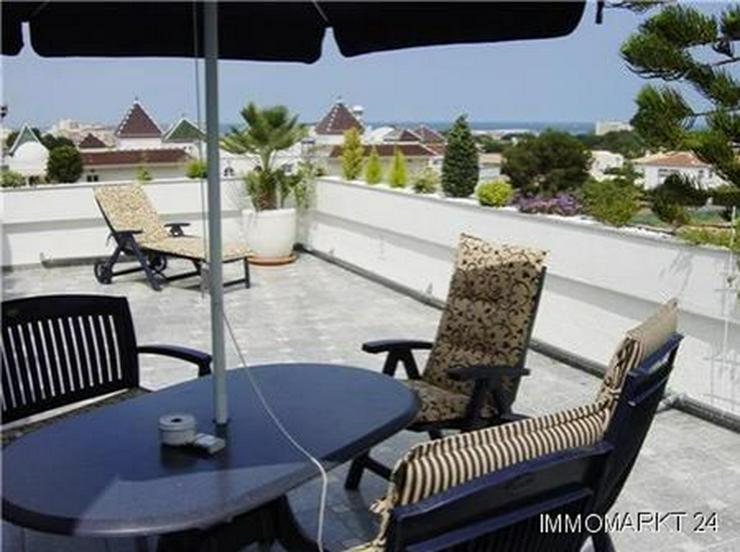 Bild 4: Penthouse im arabischen Stil